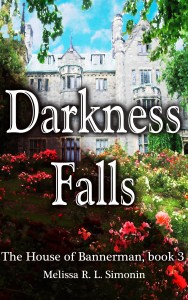 Darkness Falls Kindle Cover