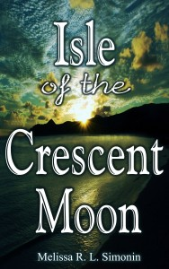 Isle of the Crescent Moon Kindle cover 3